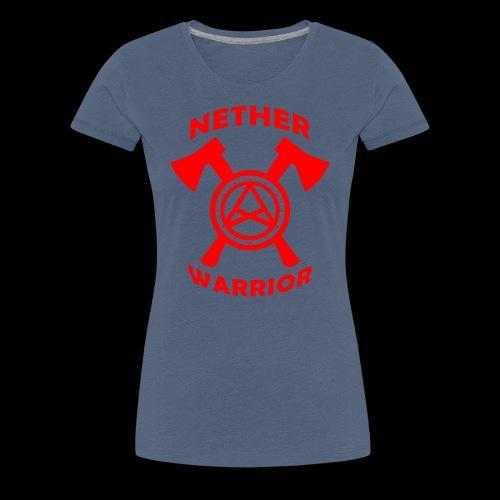 Nether Warrior T-shirt - Maglietta Premium da donna