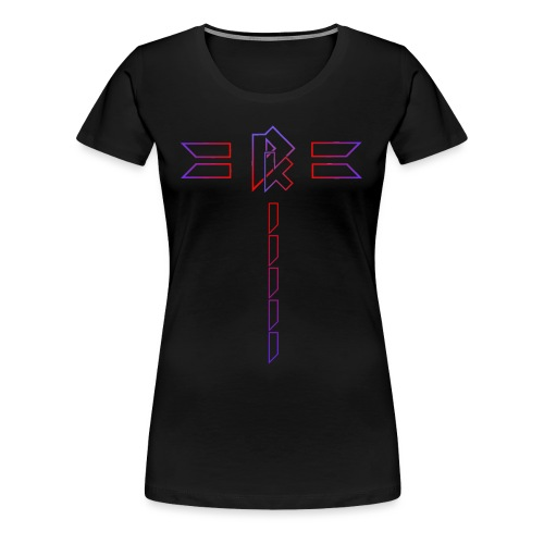 Djekkins First Design - T-shirt Premium Femme