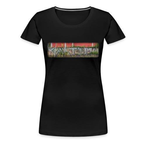 Kaltimo on Kaltimo on Eno - Naisten premium t-paita