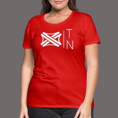 Tregion logo Small - Women's Premium T-Shirt