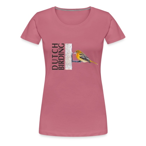 baltimoretroepiaaltshirtzwart - Vrouwen Premium T-shirt