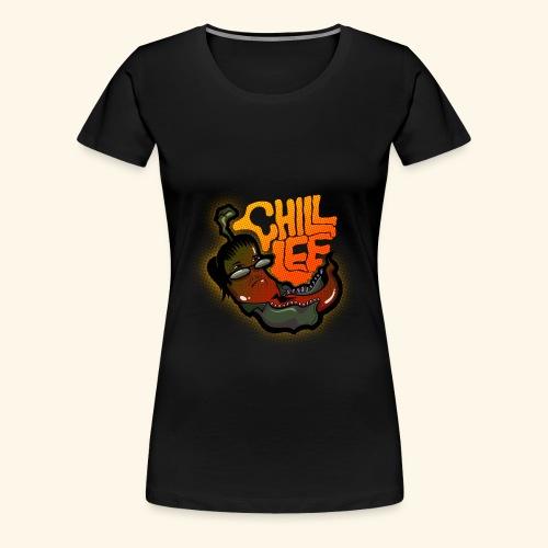 CHILL LEE - Women's Premium T-Shirt