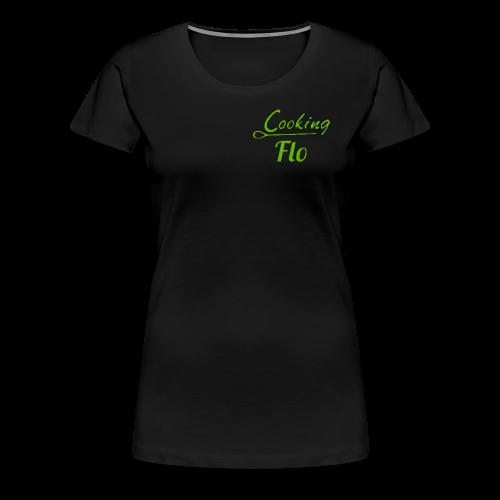 CookingFlo Style - Frauen Premium T-Shirt