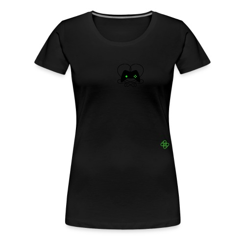#gamesweekberlin Icon - Women's Premium T-Shirt