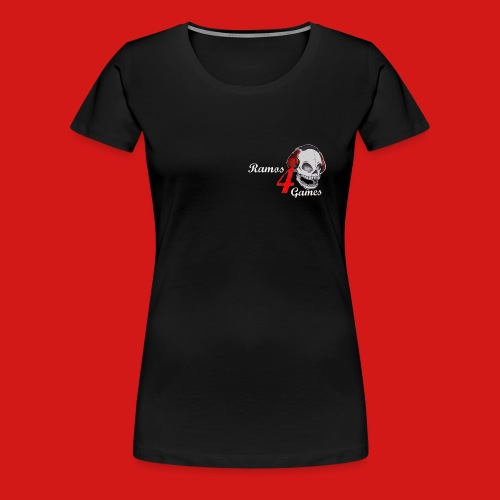 Ramos4games - Women's Premium T-Shirt