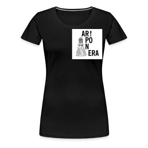 anabell - Camiseta premium mujer