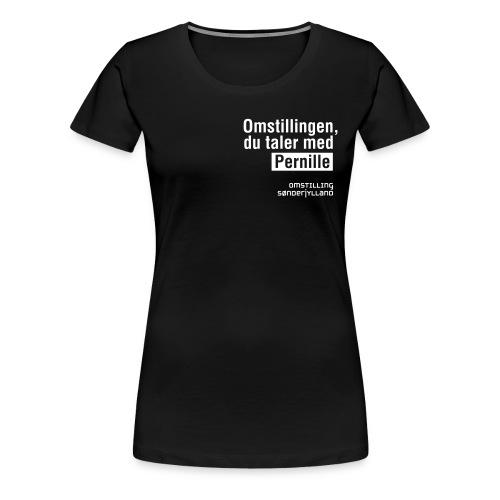OS pernille - Women's Premium T-Shirt