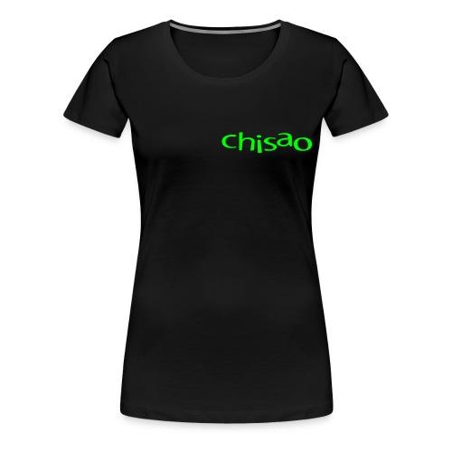 lo chisao 4c gruen - Frauen Premium T-Shirt
