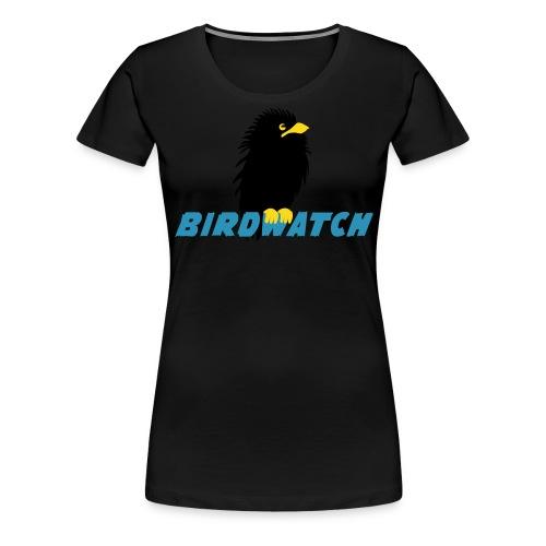 Birdwatch - Frauen Premium T-Shirt