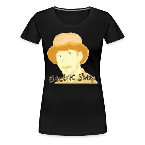 Electric Sheep - Women's Premium T-Shirt