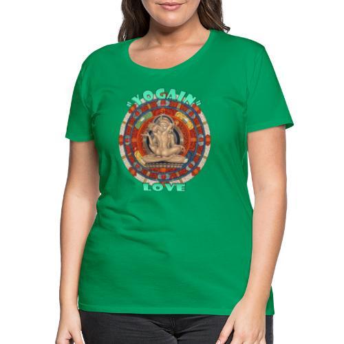 YogaIn Love - Maglietta Premium da donna
