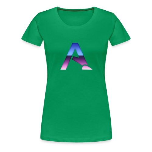 logga 3 - Premium-T-shirt dam