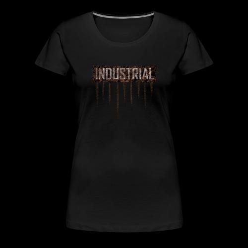 Industrial metal T Shirt - Women's Premium T-Shirt
