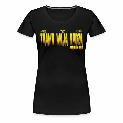 KNG JN - T-shirt Premium Femme