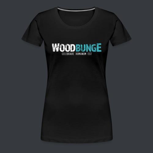Vorne hell - Frauen Premium T-Shirt