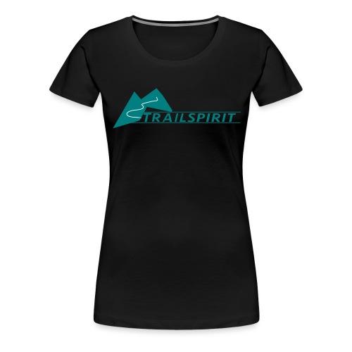 TRAILSPIRIT - Frauen Premium T-Shirt