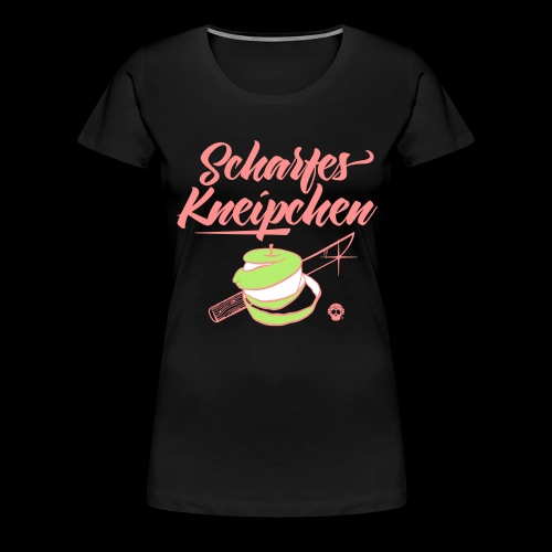 Scharfes Kneipchen - Frauen Premium T-Shirt