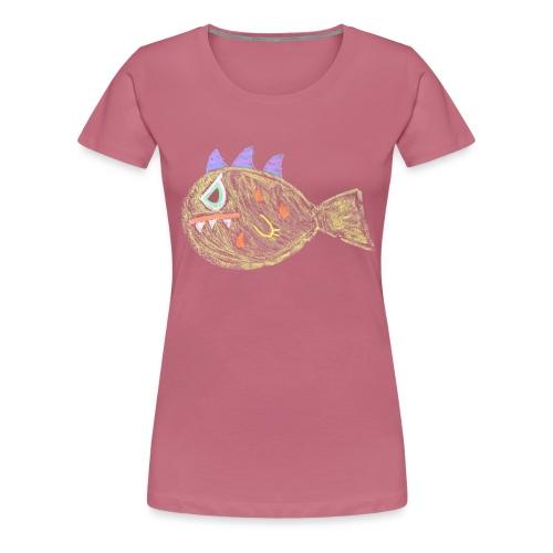 Dirty Rotten Fish - Vrouwen Premium T-shirt