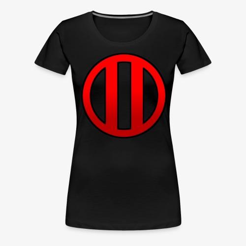 lycoslogored - Camiseta premium mujer