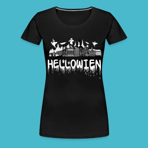 Helloween - Hellowien - Hello Wien - Frauen Premium T-Shirt