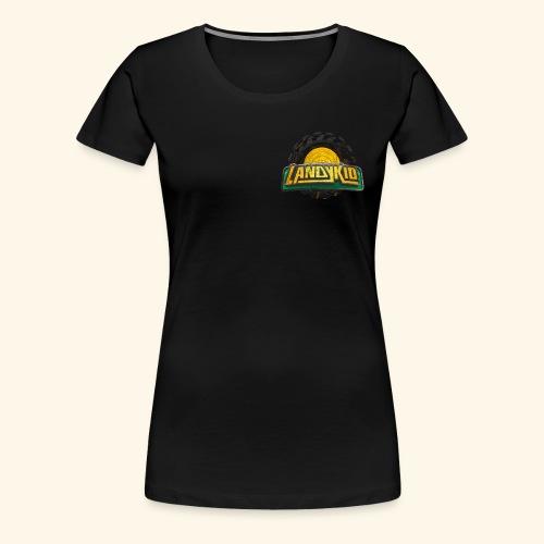 LandyKid Logo XL trans png - Women's Premium T-Shirt