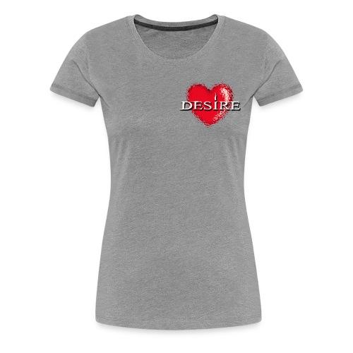 Desire Nightclub - Women's Premium T-Shirt