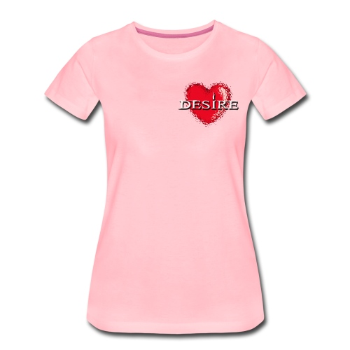 Desire Nightclub - Women's Premium T-Shirt