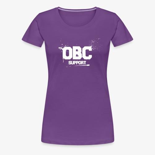 OBCSPP Weiss - Frauen Premium T-Shirt