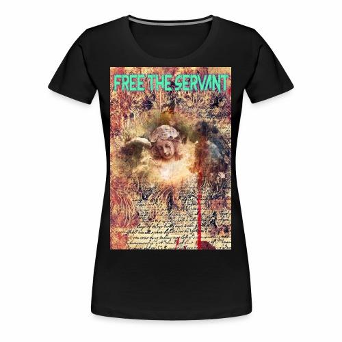 FTS Angel - Frauen Premium T-Shirt