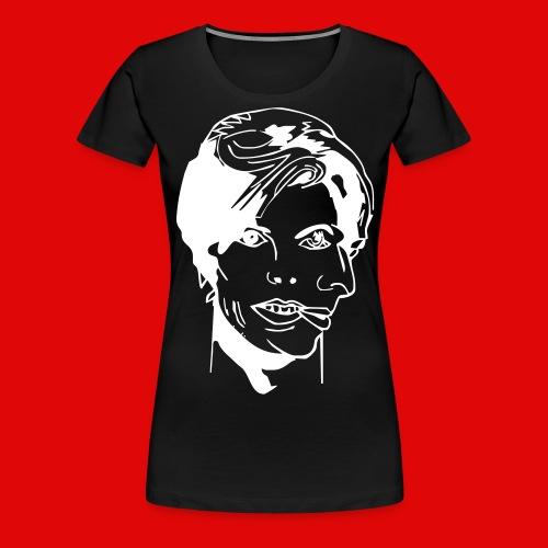 double face Vêtements de sport - T-shirt Premium Femme
