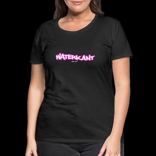 waterkantpink - Frauen Premium T-Shirt