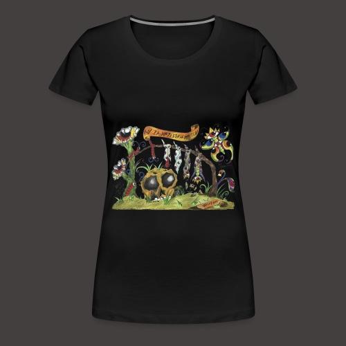 De La Gunille Au Gupillon - T-shirt Premium Femme