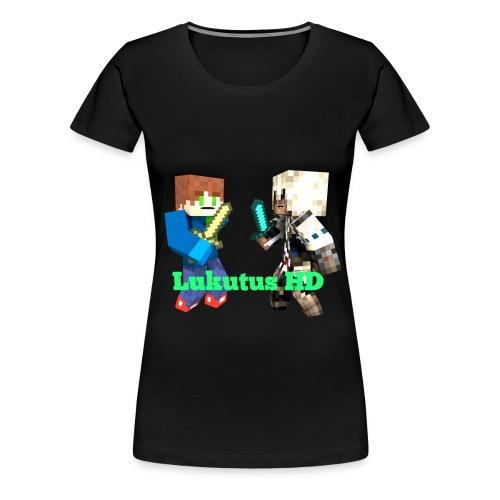 Lukutus HD - Frauen Premium T-Shirt
