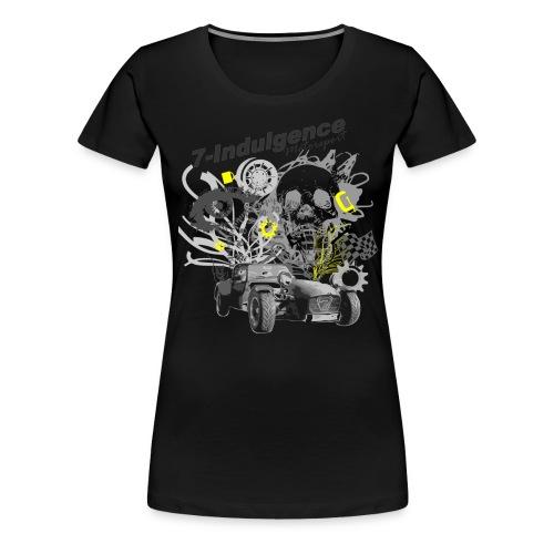 7-Indulgence Crazy Caterham - Women's Premium T-Shirt