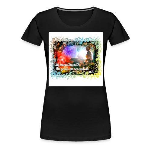 16 - Frauen Premium T-Shirt