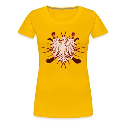 eagle - Women's Premium T-Shirt