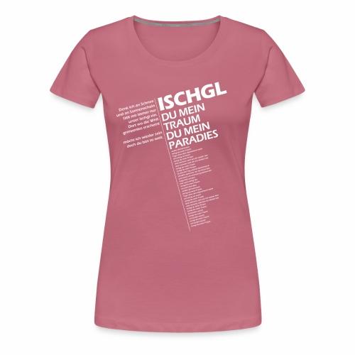 traum - Frauen Premium T-Shirt