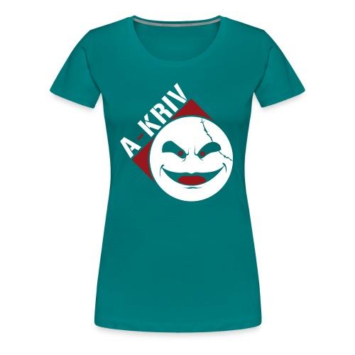 marchio1 png - Maglietta Premium da donna