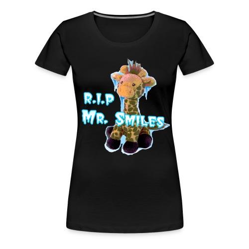 mrsmiles - Women's Premium T-Shirt