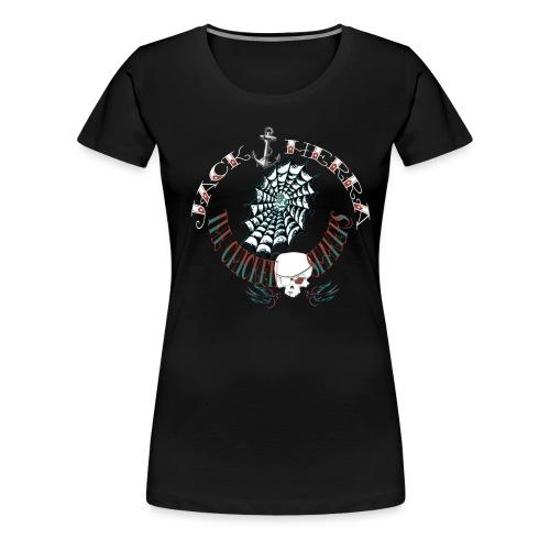 Jack Herra & The Chickenshacker Logo Shirt - Frauen Premium T-Shirt