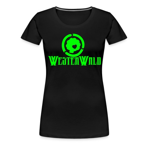 Westerwald - Frauen Premium T-Shirt