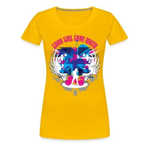 Kabes Good Girl T-Shirt - Women's Premium T-Shirt