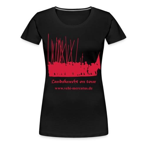 landsknecht on tour - Frauen Premium T-Shirt