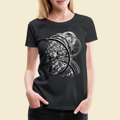 Radball | Cycle Ball Break 2 - Frauen Premium T-Shirt