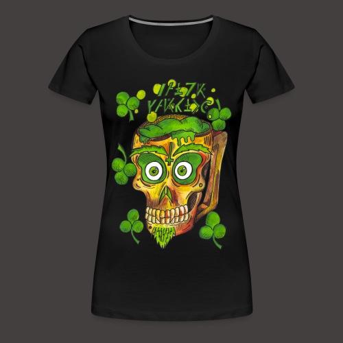 St Patrick - T-shirt Premium Femme