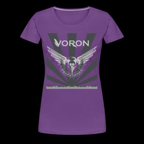 Voron - Propaganda - T-shirt Premium Femme