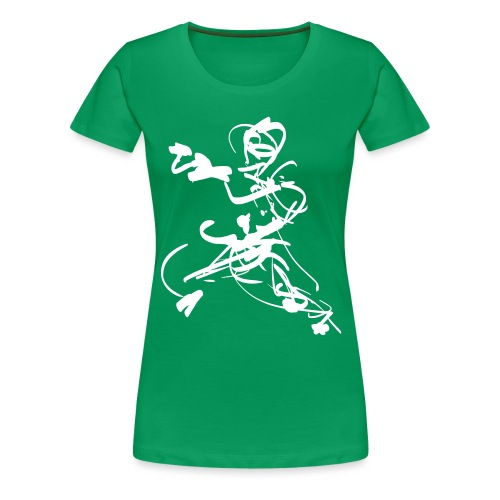 mantis style - Women's Premium T-Shirt