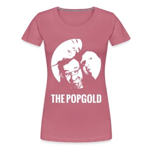 popper2 - Frauen Premium T-Shirt