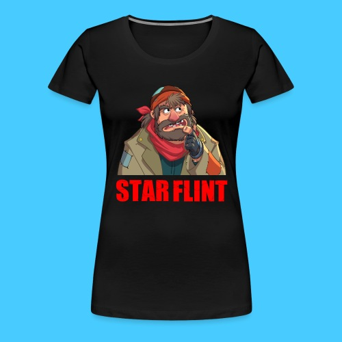 Roi des clochards - T-shirt Premium Femme
