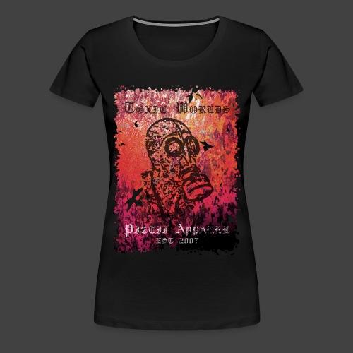 TOXIC WORLDS - 2B - Women's Premium T-Shirt